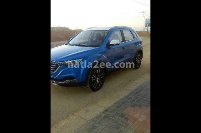 X40 Faw أزرق