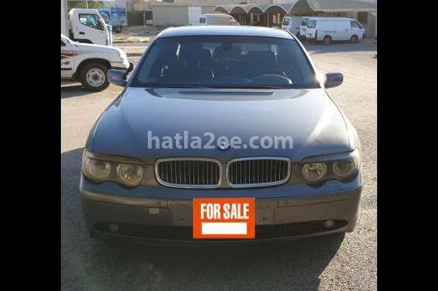 745 BMW رمادي