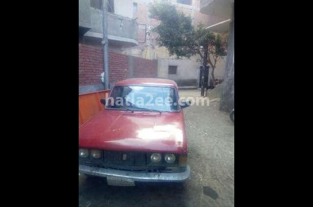 125 Fiat احمر