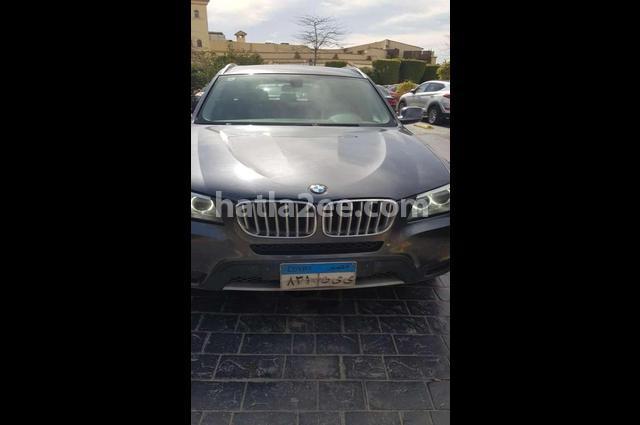X3 BMW رمادي