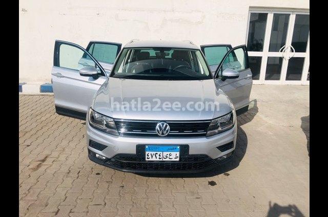 Tiguan Volkswagen فضي