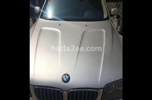 X3 BMW ذهبي
