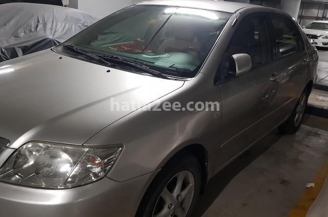Corolla Toyota بيج