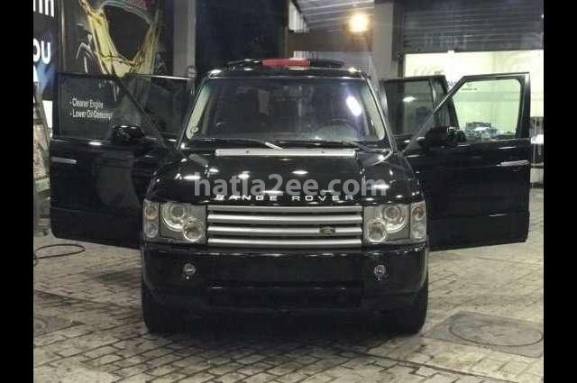 Vogue Land Rover أسود