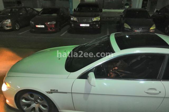 650 BMW أبيض