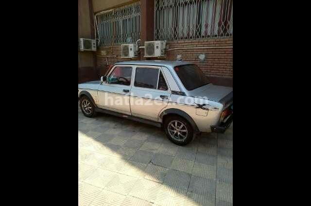 128 Fiat Silver