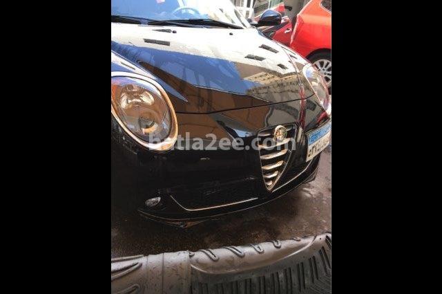 Mito Alfa Romeo Black
