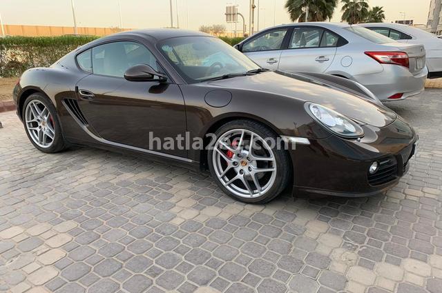 Cayman S Porsche بني