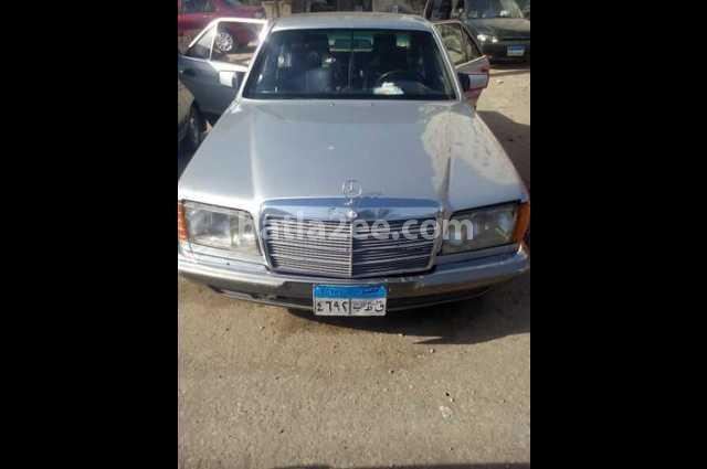 280 Mercedes Silver