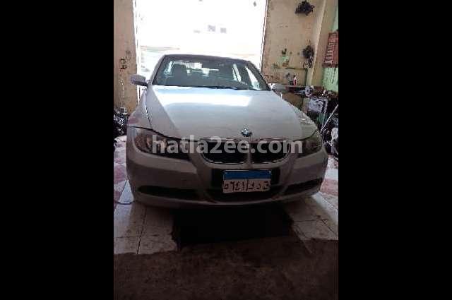 320 BMW Silver