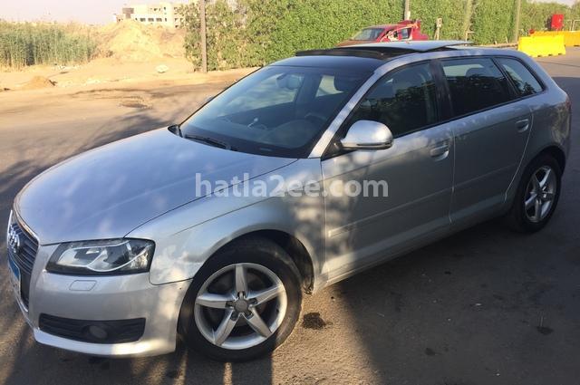 A3 Audi فضي