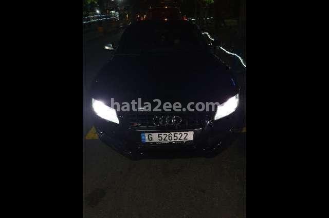 S5 Audi أسود