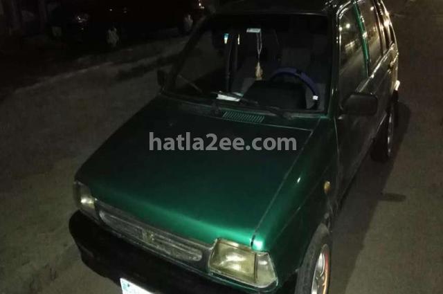 Maruti Suzuki أخضر