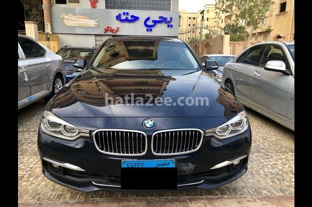 318 BMW الأزرق الداكن