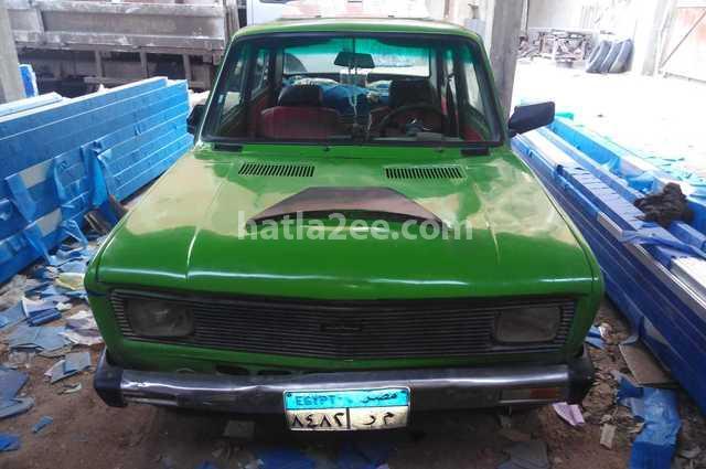128 Fiat أخضر