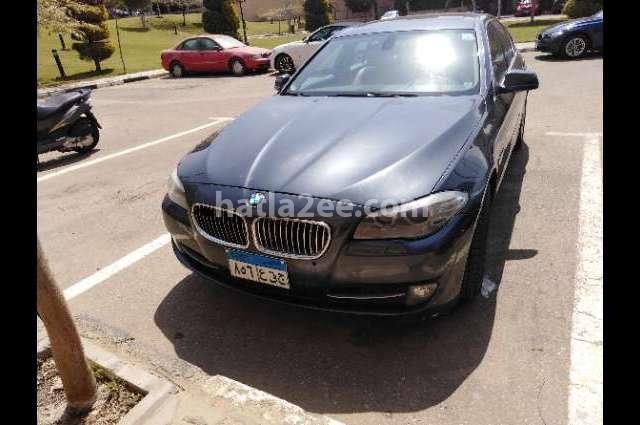 520 BMW رمادي