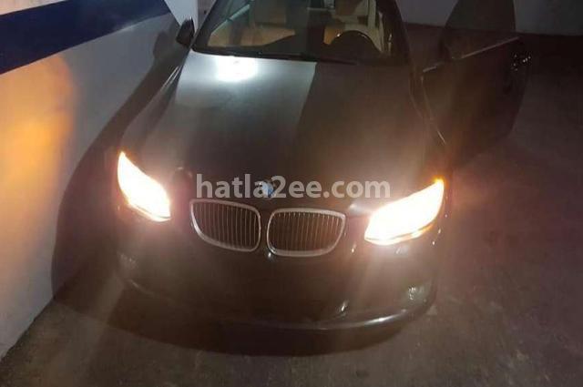 335 BMW أسود