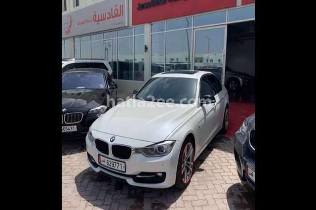 328 BMW White