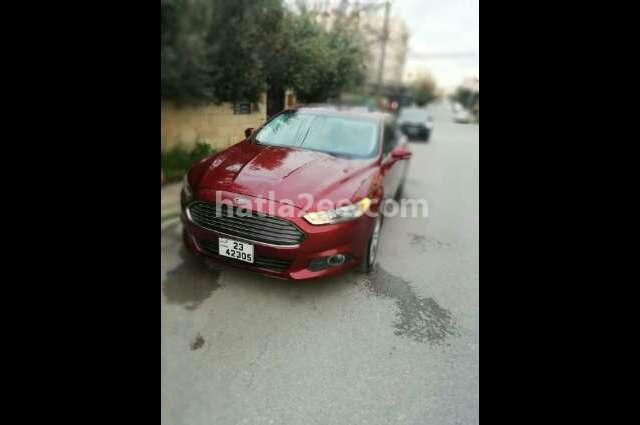 Fusion Ford Dark red
