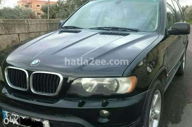 X5 BMW أسود