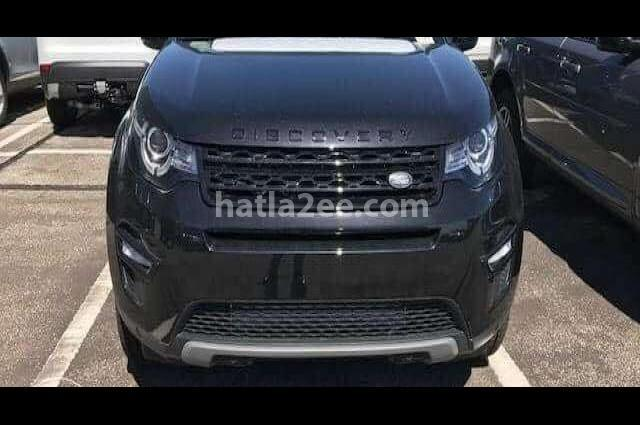 Discovery sport Land Rover أسود