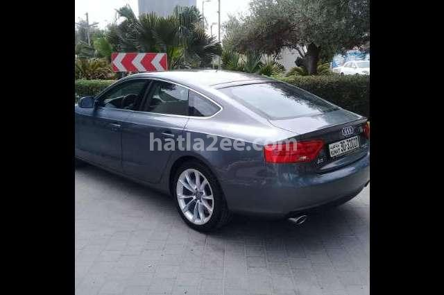 A5 Audi رمادي