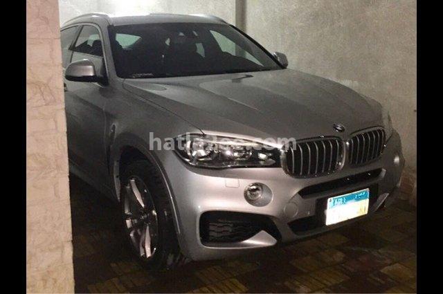 X6 BMW فضي