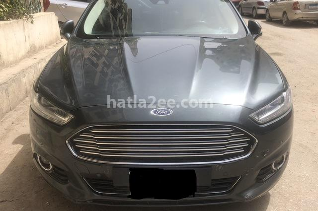 Fusion Ford Olive