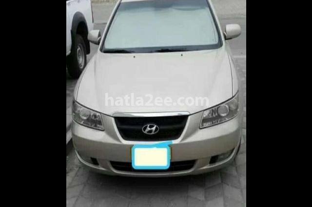 Sonata Hyundai 2006 Muscat Gold 2519854 Car For Sale