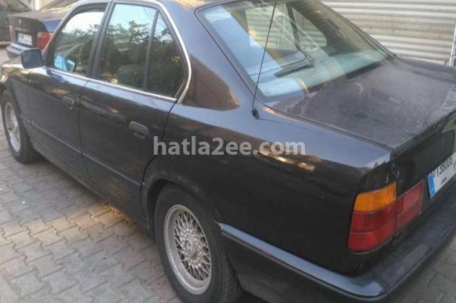 525 BMW Black