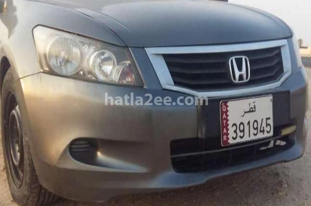 Accord Honda رمادي