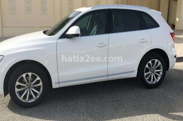 Q5 Audi أبيض