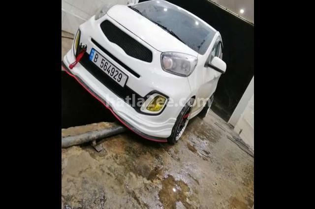 Picanto Kia أبيض