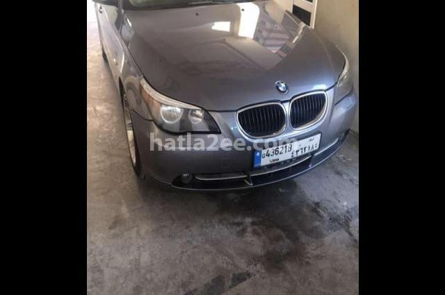 525 BMW Gray