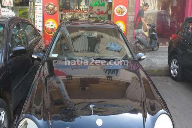 230 Mercedes Black