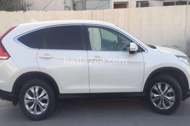 Crv Honda 2013 Doha White 2524859 Car For Sale Hatla2ee