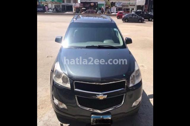 Traverse Chevrolet Black