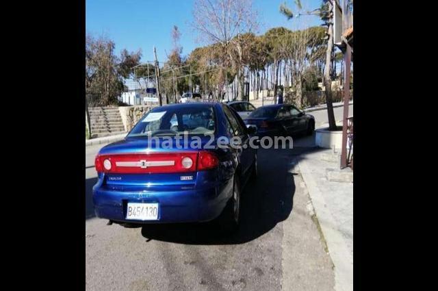 Cavalier Chevrolet أزرق