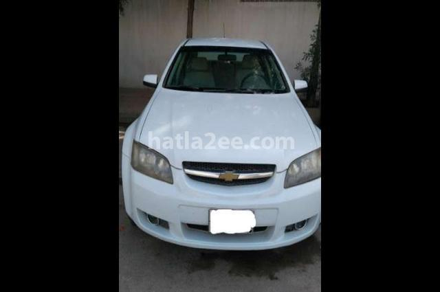 Lumina Chevrolet أبيض