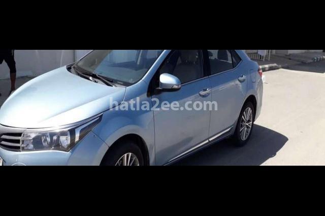Corolla Toyota سماوى
