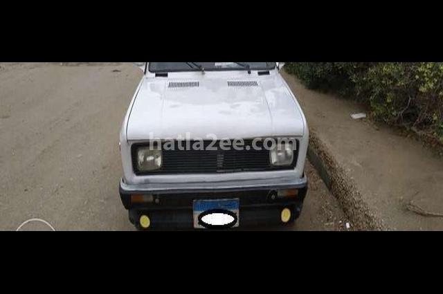 128 Fiat White