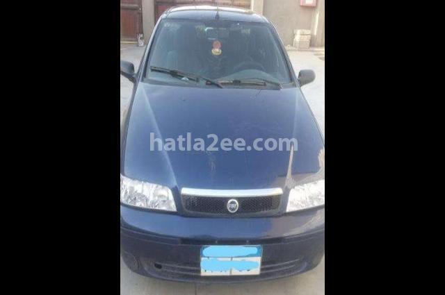 Petra Fiat الأزرق الداكن