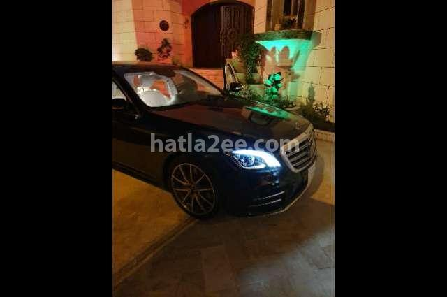 450 Mercedes أسود