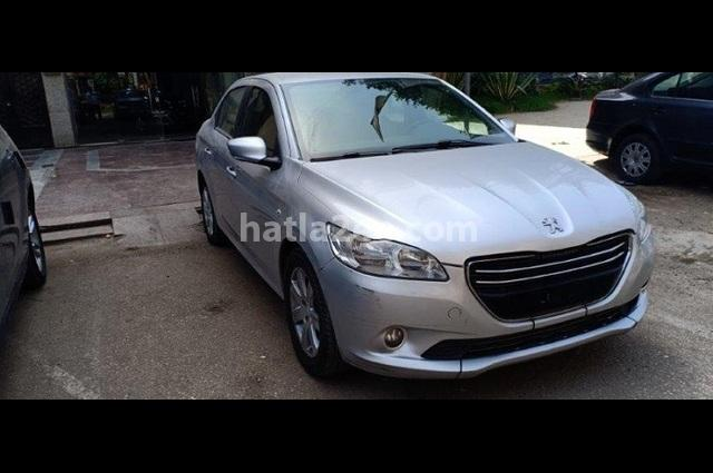 301 Peugeot Silver
