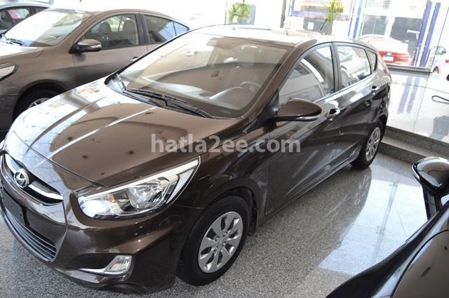 Accent RB Hyundai Brown