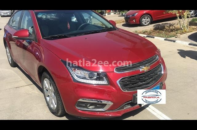 Cruze Chevrolet Dark red