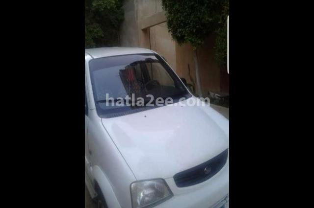 Terios Daihatsu أبيض