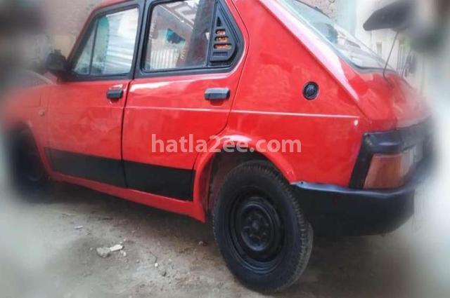 127 Fiat Red