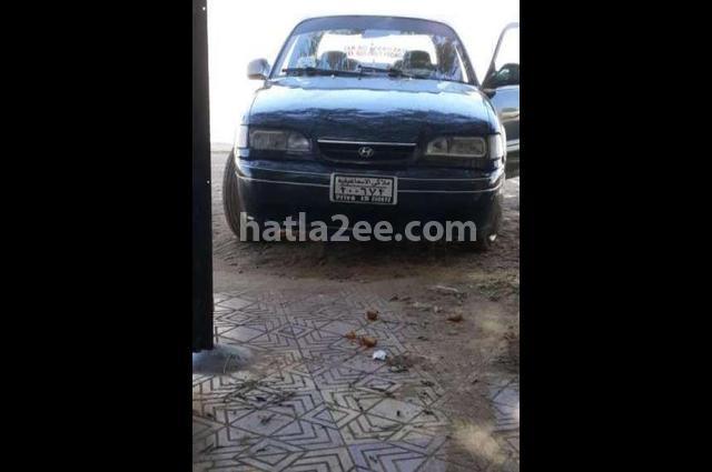 Sonata Hyundai اخضر غامق