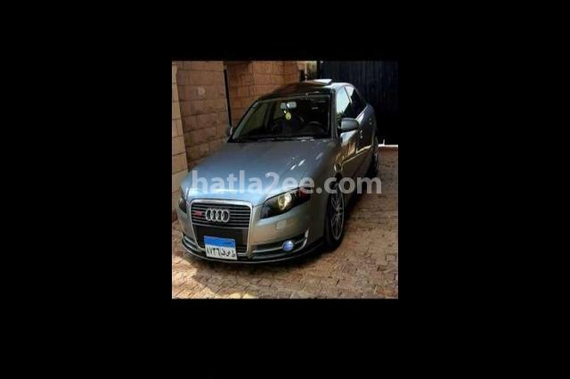 A4 Audi سماوى